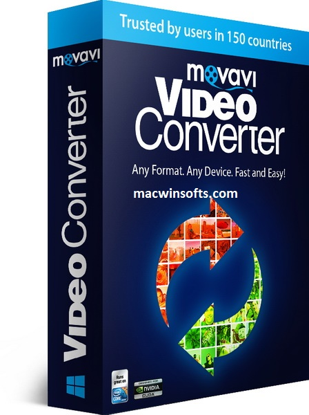 Movavi Video Converter 18.4 Crack + Activation Key