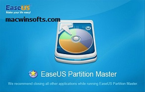 EaseUS Partition Master 12.10 Crack + Keygen Free