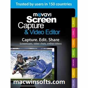 Movavi Screen Capture 9.5.0 Crack