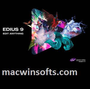 EDIUS Pro v9.1 Crack